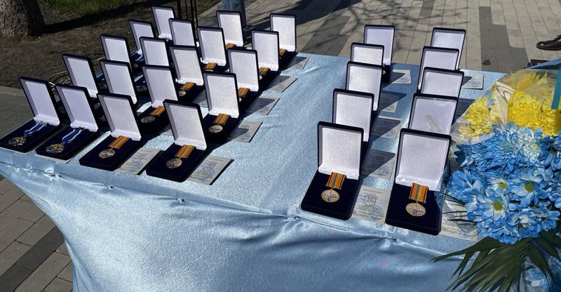 У Покровську вшанували подвиг ліквідаторів Чорнобильської катастрофи, фото-3