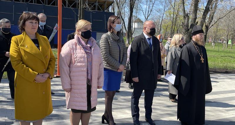 У Покровську вшанували подвиг ліквідаторів Чорнобильської катастрофи, фото-1