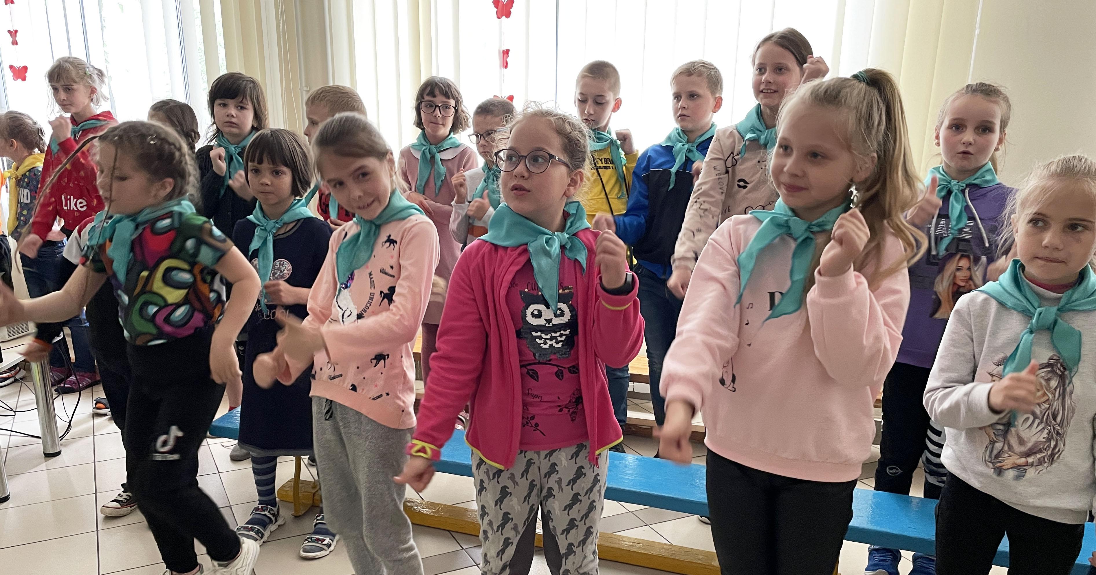 Маленькі жителі міста Покровськ будуть відвідувати літні табори, фото-4