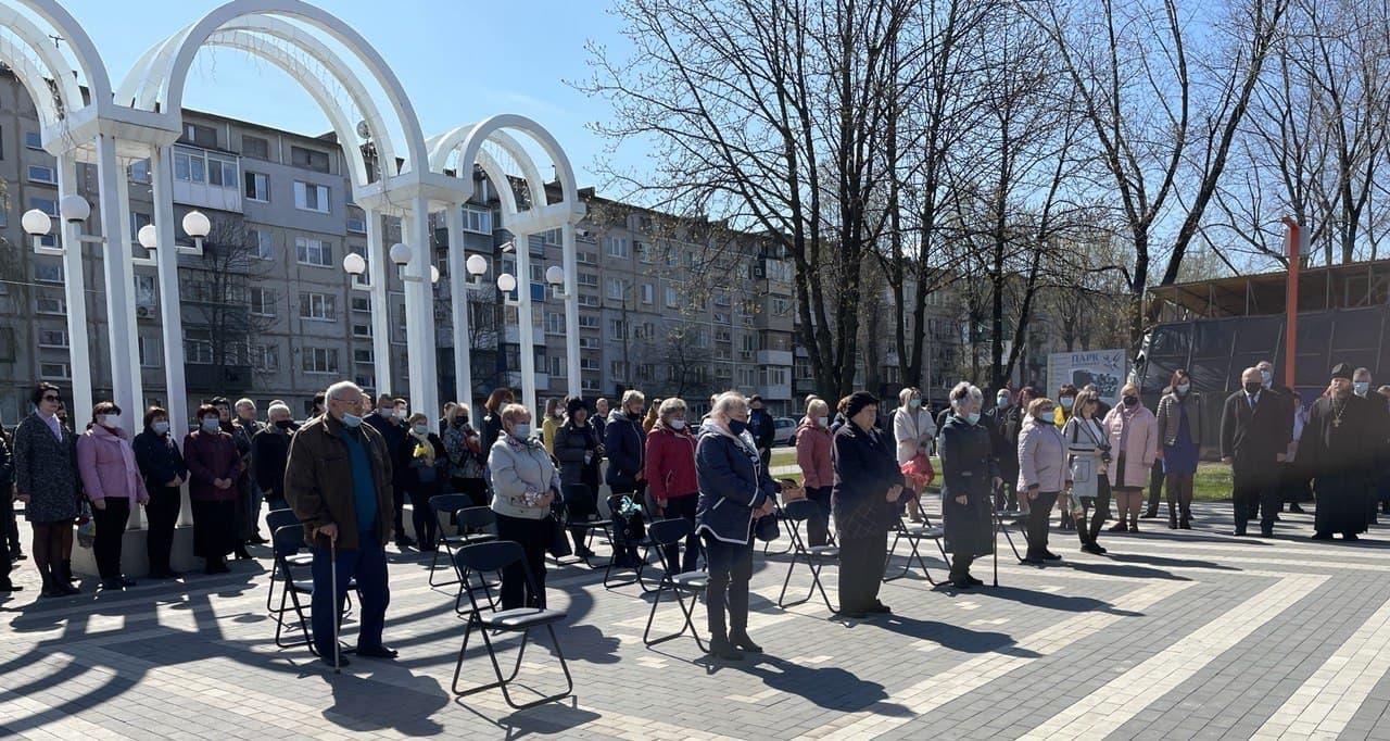 У Покровську вшанували подвиг ліквідаторів Чорнобильської катастрофи, фото-5