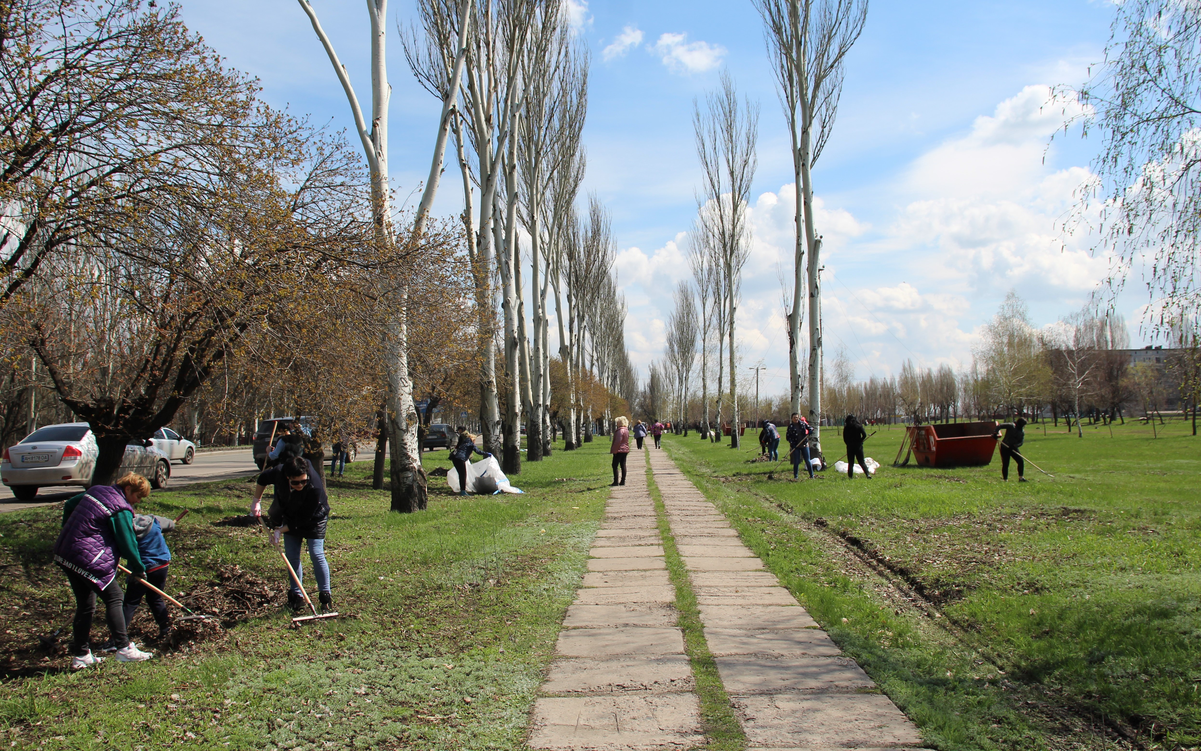Чергова весняна толока пройшла у Покровську, фото-3