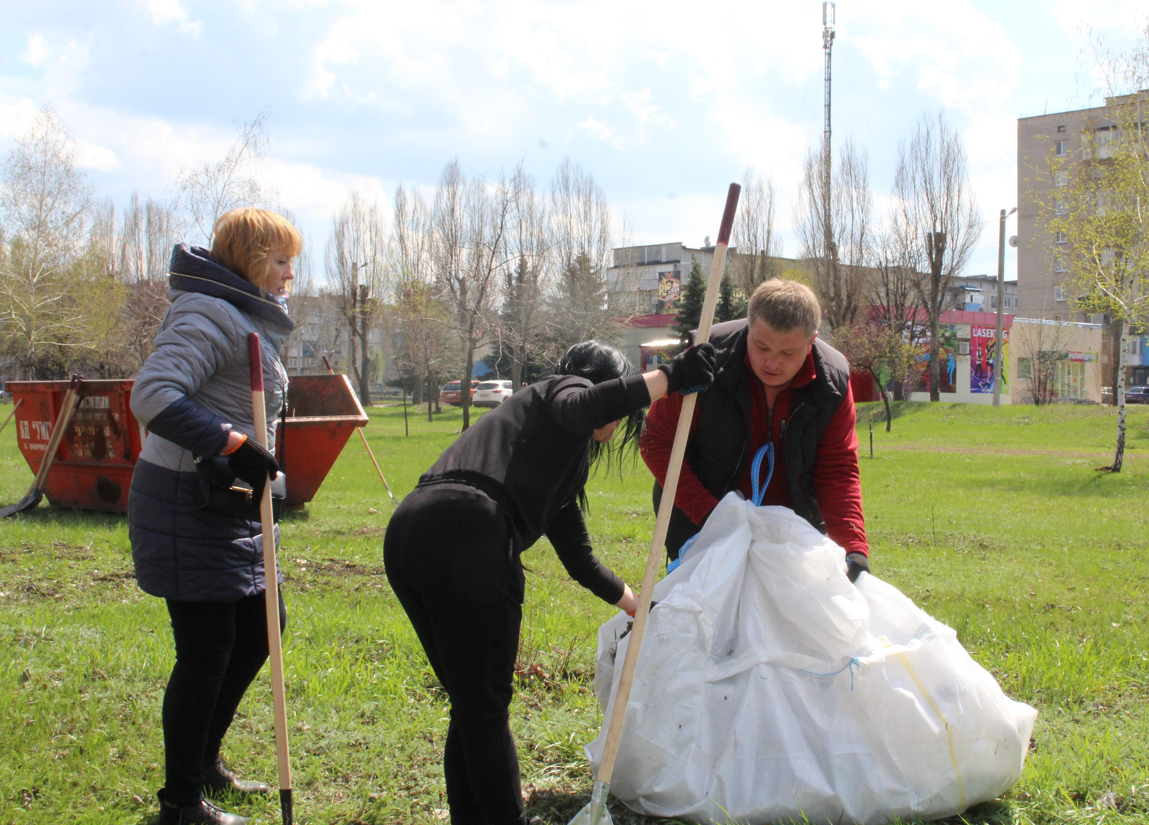 Чергова весняна толока пройшла у Покровську, фото-2