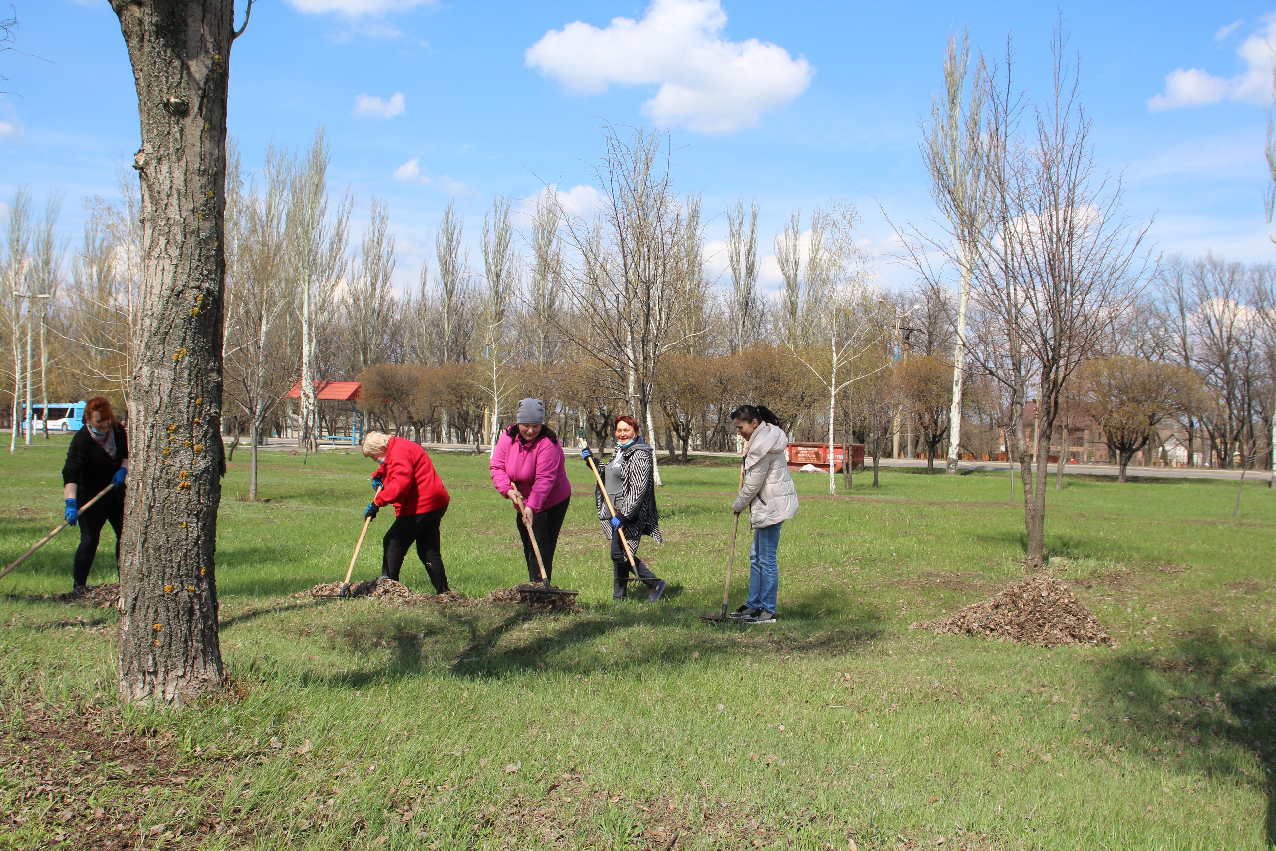 Чергова весняна толока пройшла у Покровську, фото-4